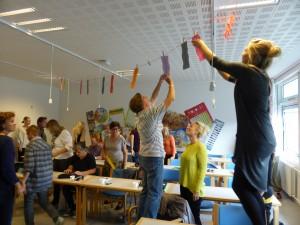 Bevægelse i klassen_Sproggren-kursus