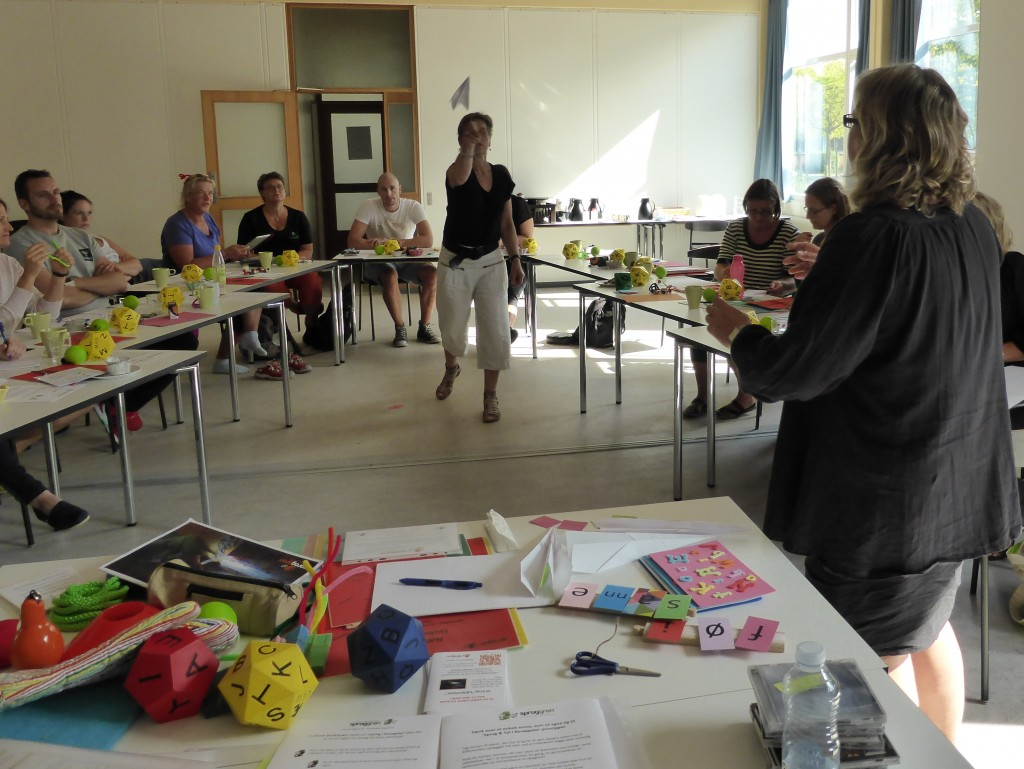 Deltagerne udvikler videre_Sproggren_kurser