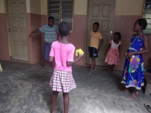 Sprog i Bevaegelse i Togo