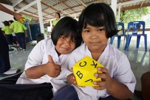 Sprog i Bevægelse i Thailand