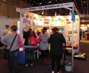 Sproggrens_messestand